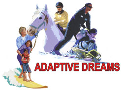Adaptive Dreams Button